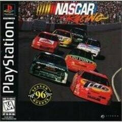 NASCAR RACING (COMPLETE IN BOX) (usagé)