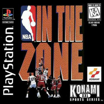 NBA IN THE ZONE (usagé)