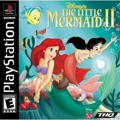 THE LITTLE MERMAID II (usagé)