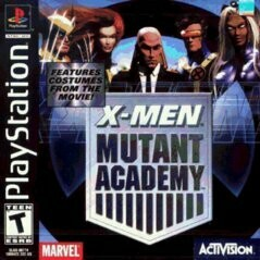 X-MEN MUTANT ACADEMY (usagé)