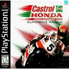 CASTROL HONDA SUPERBIKE RACING (COMPLETE IN BOX) (usagé)