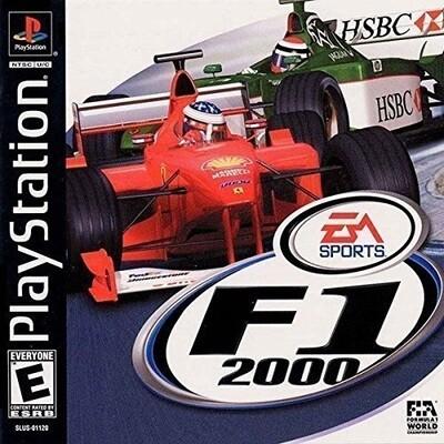 F1 2000 (COMPLETE IN BOX) (usagé)