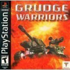 GRUDGE WARRIORS (COMPLETE IN BOX) (usagé)