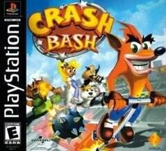 CRASH BASH (COMPLETE IN BOX) (usagé)