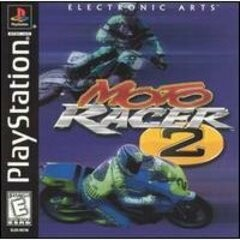 MOTO RACER 2 (COMPLETE IN BOX) (usagé)