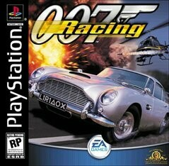 007 RACING (COMPLETE IN BOX)