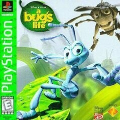 A BUG'S LIFE GREATEST HITS (COMPLETE IN BOX) (usagé)