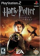 HARRY POTTER AND THE GOBLET OF FIRE (COMPLETE IN BOX)
