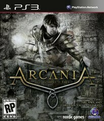 ARCANA THE COMPLETE TALE