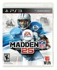 MADDEN NFL 25 NFL 14 (WITH BOX)