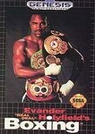 EVANDER HOLYFIELD'S REAL DEAL BOXING (COMPLETE IN BOX) (usagé)
