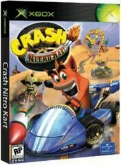 CRASH NITRO KART (WITH BOX) (usagé)
