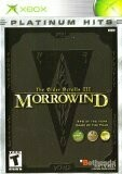 ELDER SCROLLS III MORROWIND PLATINUM HITS (WITH BOX)
