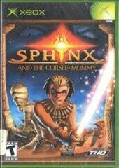 SPHINX AND THE CURSED MUMMY (usagé)