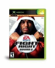 FIGHT NIGHT ROUND 2 (COMPLETE IN BOX)