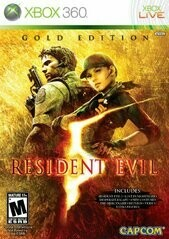 RESIDENT EVIL 5 GOLD EDITION (usagé)