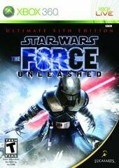 STAR WARS THE FORCE UNLEASHED ULTIMATE EDITION (usagé)
