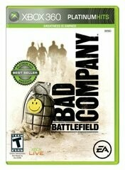 BATTLEFIELD BAD COMPANY (COMPLETE IN BOX) (usagé)