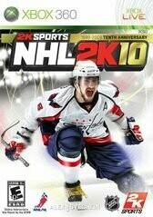 NHL 2K10 (usagé)
