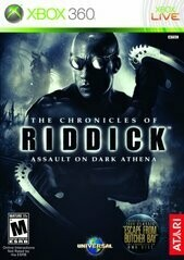CHRONICLES OF RIDDICK ASSAULT ON DARK ATHENA (usagé)