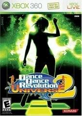DANCE DANCE REVOLUTION UNIVERSE 2 (WITH BOX)