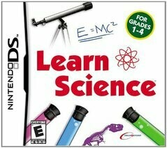 LEARN SCIENCE FOR GRADES 1-4 (usagé)