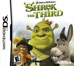 SHREK THE THIRD (usagé)