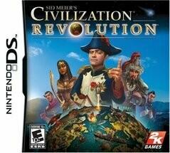 CIVILIZATION REVOLUTION (COMPLETE IN BOX) (usagé)