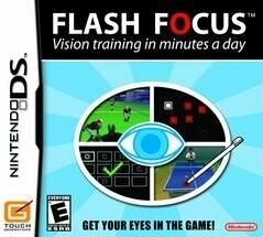 FLASH FOCUS VISION TRAINING (COMPLETE IN BOX) (usagé)