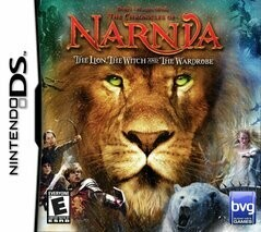CHRONICLES OF NARNIA THE LION THE WITCH AND THE WARDROBE (usagé)