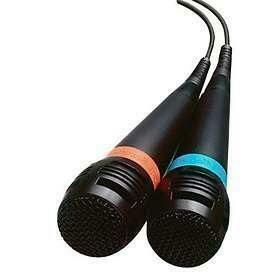 MICROPHONE SINGSTAR DUAL PACK (usagé)