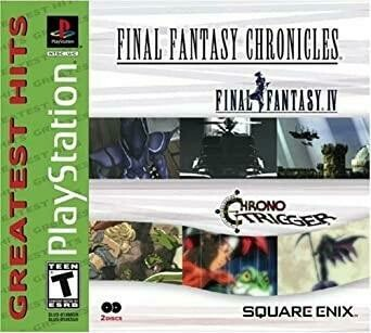 FINAL FANTASY CHRONICLES GREATEST HITS (COMPLETE IN BOX) (usagé)