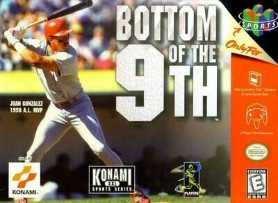 BOTTOM OF THE 9TH (COMPLETE IN BOX) (usagé)