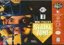 MIKE PIAZZA'S STRIKE ZONE (COMPLETE IN BOX) (usagé)