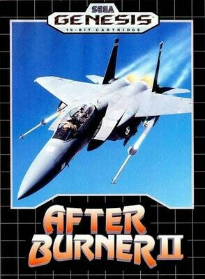 AFTER BURNER II (WITH BOX) (usagé)