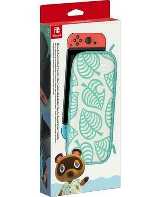 CARRY CASE  ANIMAL CROSSING ALOHA EDITION