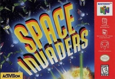 SPACE INVADERS (COMPLETE IN BOX) (usagé)