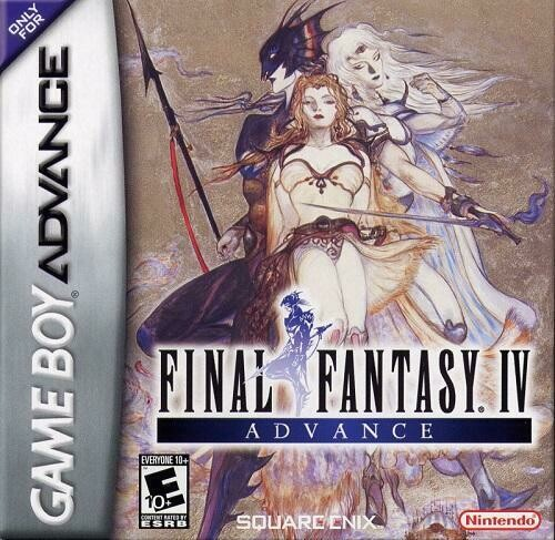 FINAL FANTASY IV ADVANCE (COMPLETE IN BOX) (usagé)