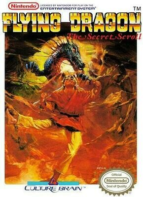FLYING DRAGON (COMPLETE IN BOX) (usagé)