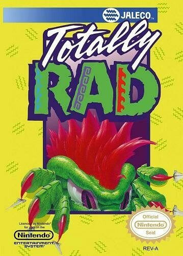 TOTALLY RAD (WITH BOX) (usagé)