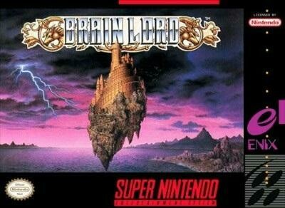 BRAIN LORD (COMPLETE IN BOX) (usagé)