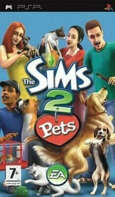 THE SIMS 2 PETS (usagé)