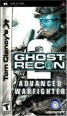 TOM CLANCY'S GHOST RECON ADVANCED WARFIGHTER 2 (usagé)