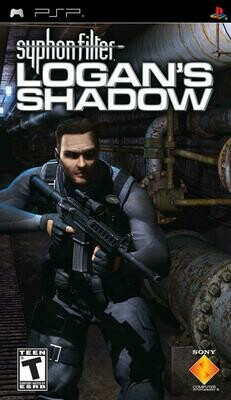 SYPHON FILTER LOGAN'S SHADOW (COMPLETE IN BOX)