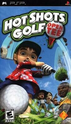 HOT SHOTS GOLF OPEN TEE (usagé)