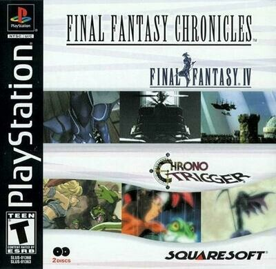 FINAL FANTASY CHRONICLES (COMPLETE IN BOX) (usagé)