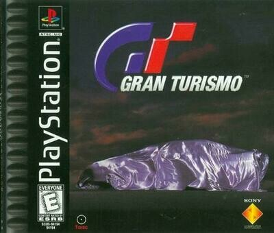 GRAN TURISMO (COMPLETE IN BOX) (usagé)