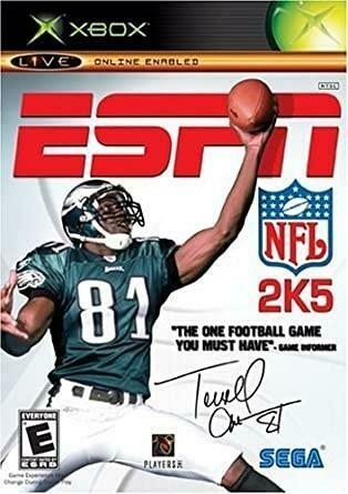 ESPN NFL 2K5 (WITH BOX)