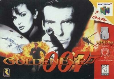 007 GOLDENEYE PLAYER'S CHOICE (COMPLETE IN BOX) (usagé)