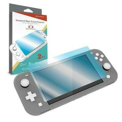 SCREEN PROTECTOR TEMPERED GLASS 2-PACK FOR SWITCH LITE